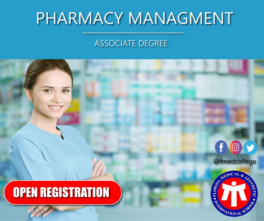 Pharmacy Management Associate Degree