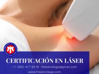Certificación en Láser